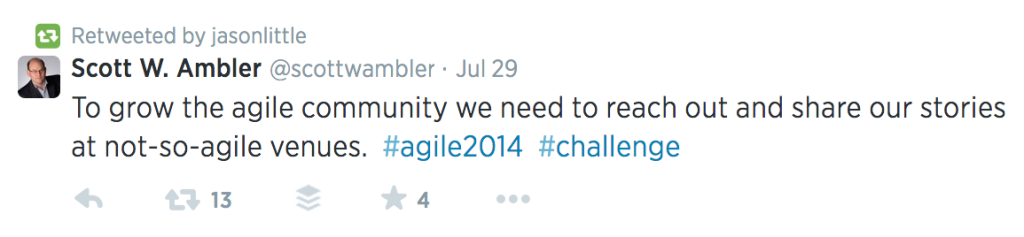 agile-outside-agile